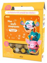 Couverture «Mes œufs magiques»