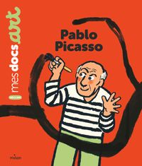 Cover of « Pablo Picasso »