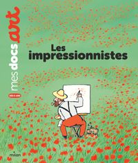 Cover of « Les impressionnistes »