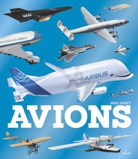 Cover of « Avions »