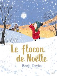 Couverture « Le flocon de Noëlle »