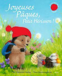 Couverture «Joyeuses Pâques, Petit Hérisson !»