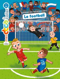 Couverture « Le football »