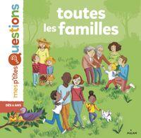 Couverture «Toutes les familles (La famille NE)»