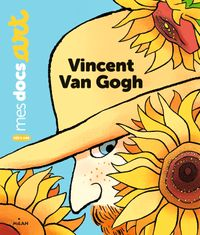 Couverture « Vincent Van Gogh »