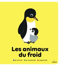 Cover of « Les animaux du froid »