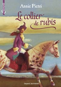 Couverture « Le collier de rubis »