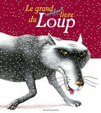 Couverture «Le grand méchant livre du loup»
