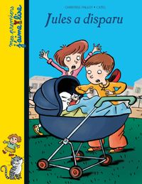 Cover of « Jules a disparu »