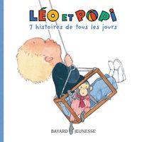 Couverture «Léo et Popi 7 histoires de tous les jours»