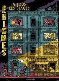 Cover of «Énigmes à tous les étages T. 1»