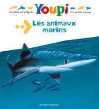 Couverture «Les animaux marins»