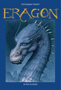 Couverture «Eragon»