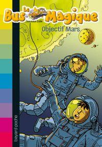 Couverture «Objectif Mars»