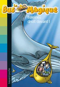 Couverture «Baleines droit devant !»