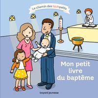 Couverture «Mon petit livre du baptême»