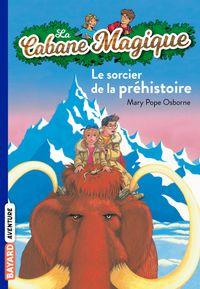 Couverture «Le sorcier de la préhistoire»