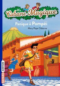 Couverture «Panique à Pompéi»