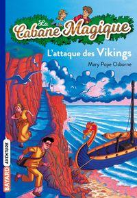 Couverture «L'attaque des Vikings»