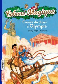 Couverture «Course de chars à Olympie»