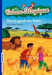 Couverture «Dans la gueule des lions»