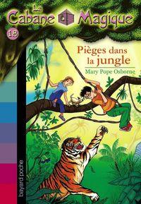 Couverture «Pièges dans la jungle»