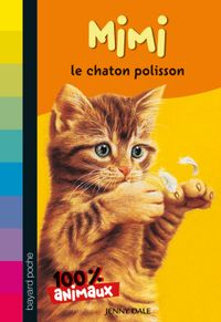 Couverture « Mimi le chaton polisson »