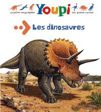 Couverture «Les dinosaures»