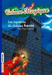 Couverture «Les mystères du château hanté»