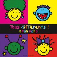 Couverture «Tous différents !»