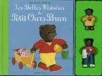 Couverture «Les belles histoires de Petit Ours Brun»