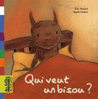 Couverture «Qui veut un bisou ?»