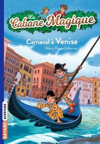 Couverture «Carnaval à Venise»