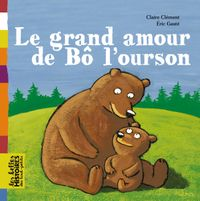 Couverture « Le grand amour de Bô l'ourson »