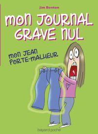Couverture «Mon Jean porte-malheur»