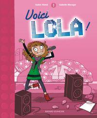 Couverture «Voici Lola !»
