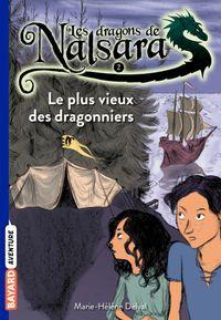 Couverture «Le plus vieux des dragonniers»