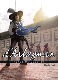 Cover of « D'Artagnan »