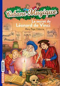 Couverture «Le secret de Léonard de Vinci»