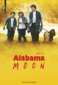 Couverture « Alabama moon »