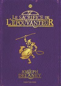 Couverture «Le sacrifice de l'Épouvanteur»