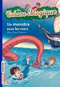 Couverture «Un monstre sous les mers»