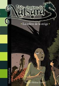 Cover of « La colère de la stridge »