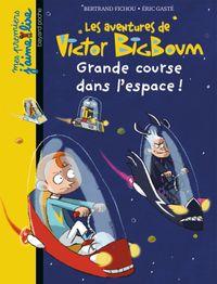 Couverture «Grande course dans l'espace !»