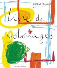 Couverture «Livre de coloriages»