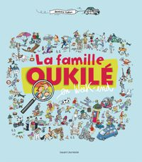 Couverture « NED La Famille Oukilé en week-end »