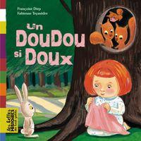 Couverture «Un doudou si doux»