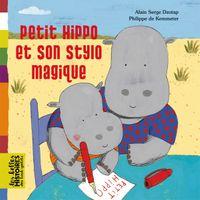Couverture «Petit hippo et son stylo magique»
