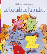 Cover of « La bataille de l'alphabet »