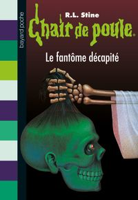 Couverture «Le fantôme décapité»
